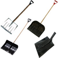 Лопаты совковые, штыковые, снегоуборочные, ломы, черенки