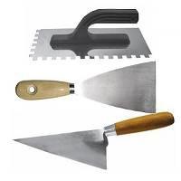 Инструмент штукатура и каменщика